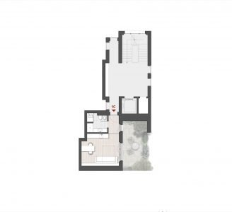 Appartamento Monolocale 1C Via Varese 10 Milano