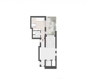 Appartamento Monolocale 1F Via Varese 10 Milano