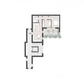 Appartamento Trilocale 1L Via Varese 10 Milano