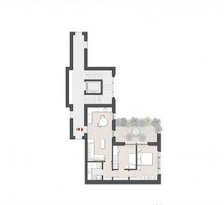 Appartamento Trilocale 1M Via Varese 10 Milano