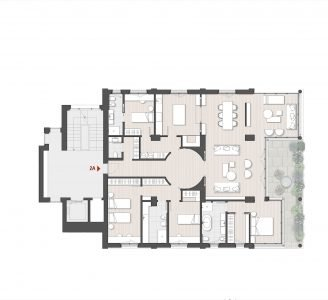 Appartamento Plurilocale 2A Via Varese 10 Milano
