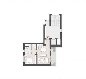 Appartamento Bilocale 2B Via Varese 10 Milano