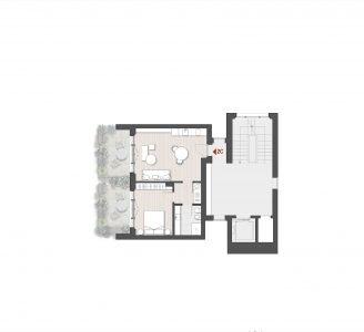 Appartamento Bilocale 2C Via Varese 10 Milano