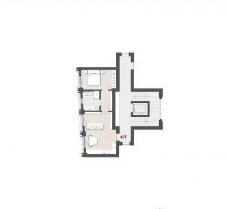 Appartamento Bilocale 2F Via Varese 10 Milano