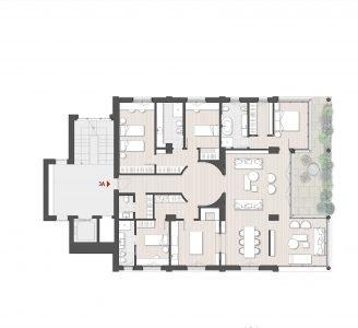 Appartamento Plurilocale 3A Via Varese 10 Milano