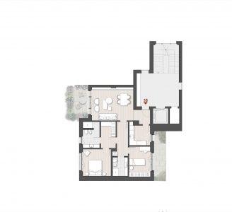 Appartamento Trilocale 3B Via Varese 10 Milano