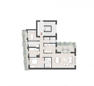 Appartamento Plurilocale 3D Via Varese 10 Milano