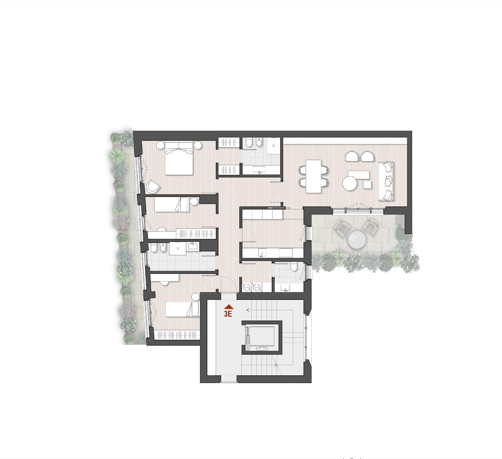 Appartamento Plurilocale 3E Via Varese 10 Milano