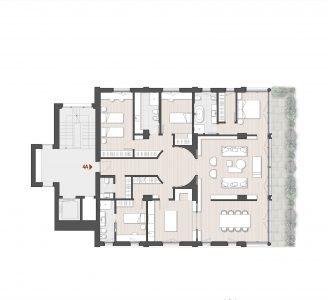 Appartamento Plurilocale 4A Via Varese 10 Milano